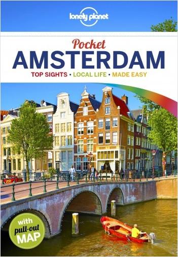 Pocket Amsterdam - 5ed - Anglais