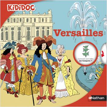 Versailles - Livre animé Kididoc - Dès 6 ans
