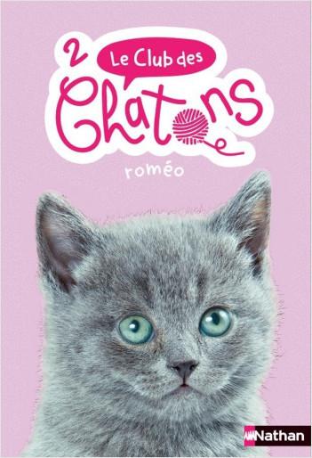 Le club des chatons - Roméo - Tome 2