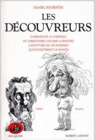 Les découvreurs - Bouquins