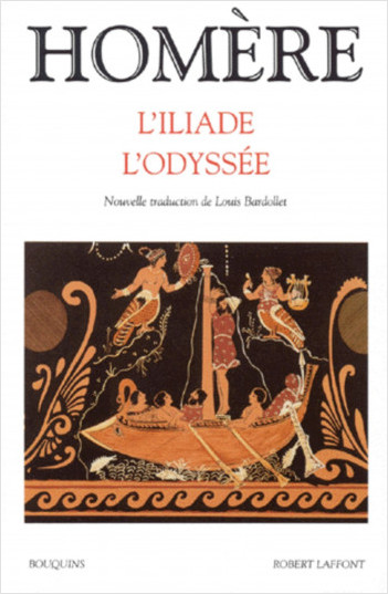 L'Iliade - l'Odyssée