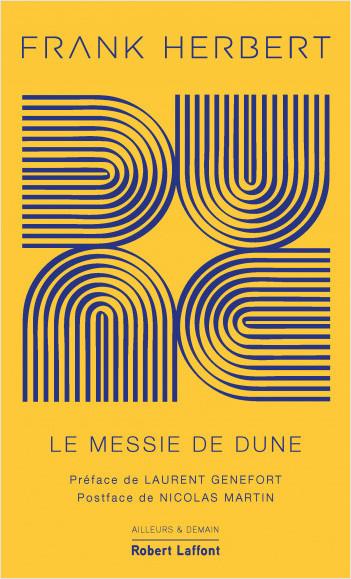 Dune - édition collector - Tome 2 : Le Messie de Dune
