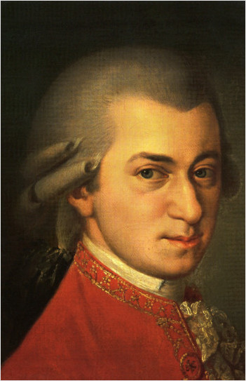 Mozart - Coffret 2 tomes