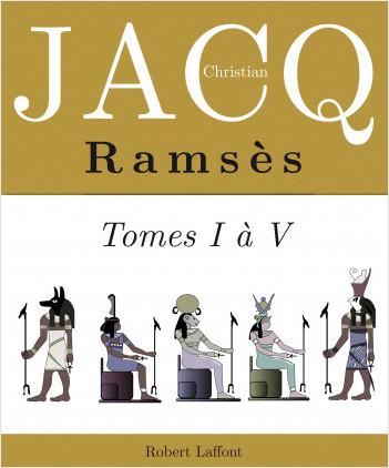 l'Intégrale Ramsès - Tomes I à IV
