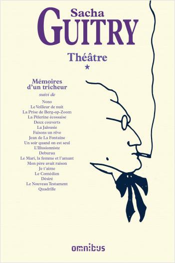 Théâtre, Mémoires d'un tricheur T1 (nouvelle édition)