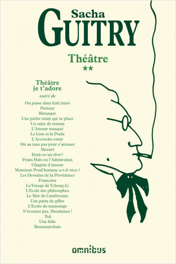 Théâtre, je t'adore T2 (nouvelle édition)