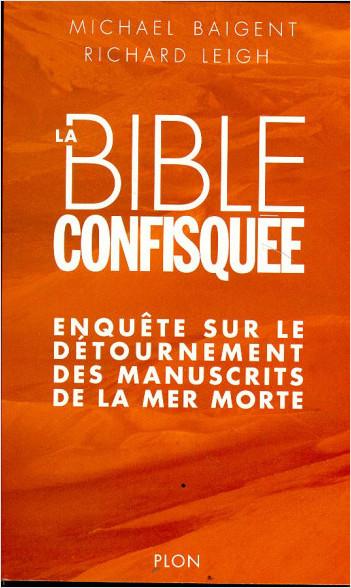 La Bible confisquée
