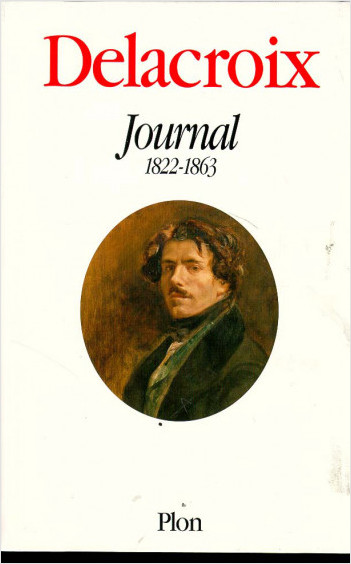 Journal d'Eugène Delacroix (1822-1863)