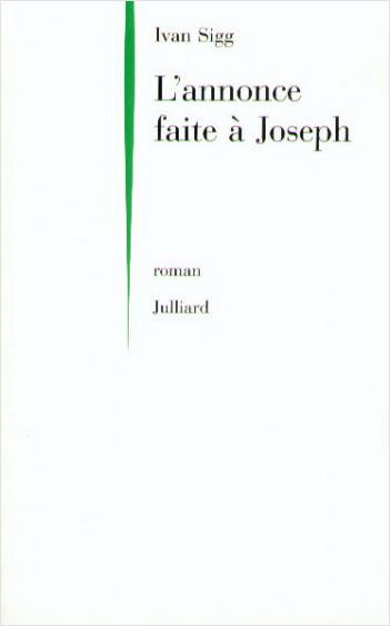 L'annonce faite à Joseph