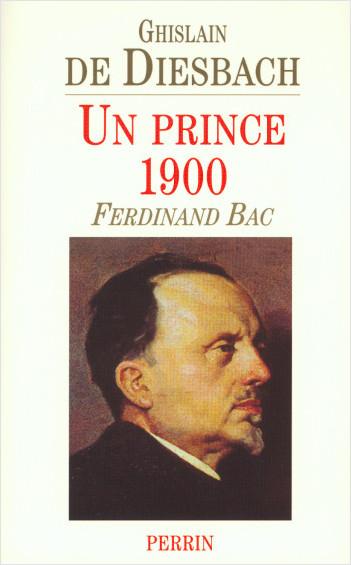 Un prince 1900