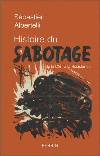 Histoire du sabotage