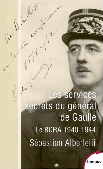 Les services secrets du général de Gaulle
