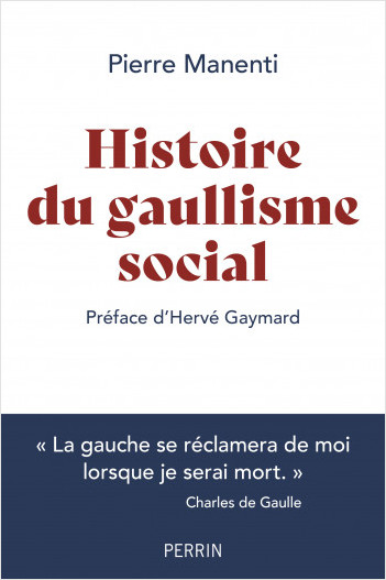 Histoire du gaullisme social