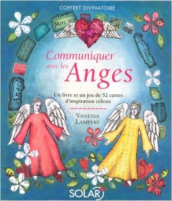 Communiquer avec les anges - Coffret divinatoire NE