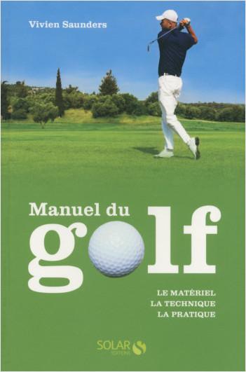 Manuel du golf Nouvelle édition