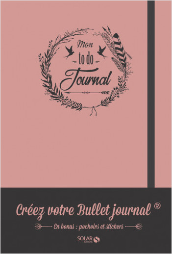 Mon to do journal - nouvelle édition