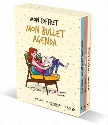 Coffret Mon cahier Bullet agenda