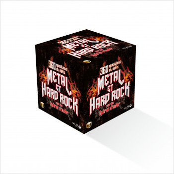 Roll'cube métal et hard rock