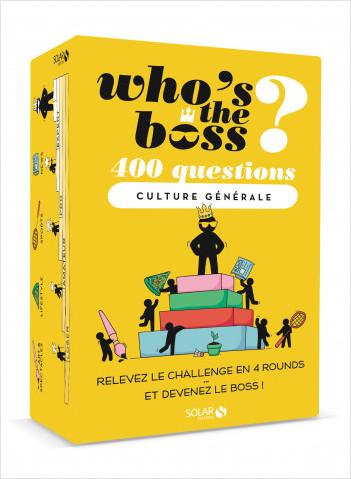 APERO - WHO'S THE BOSS : CULTURE GENERALE