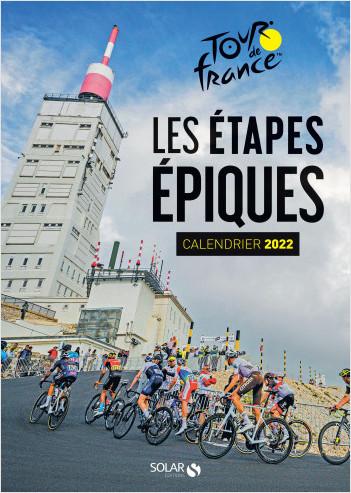 Calendrier du Tour de France 2022