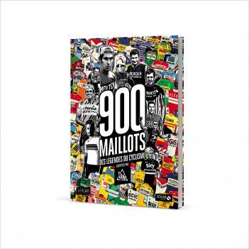 900 maillots des légendes du cyclisme