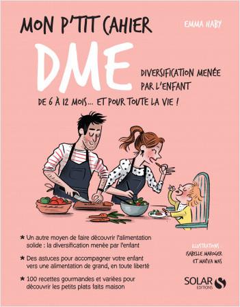 Mon p'tit cahier DME - diversification menée par l'enfant