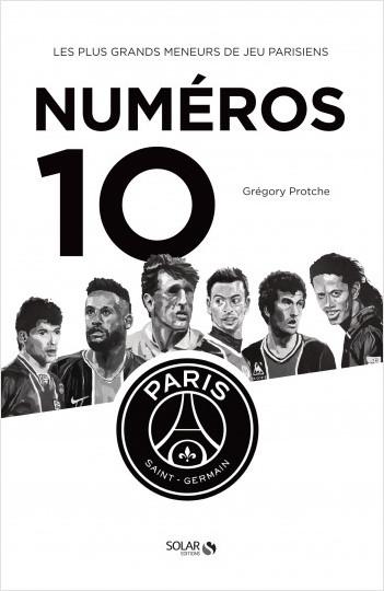 Les numéros 10 du Paris Saint-Germain
