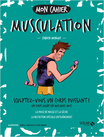 Mon cahier homme Musculation