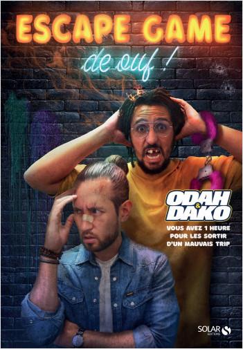 Escape game Odah et Dako