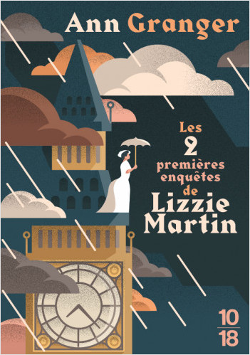 Les premières enquêtes de Lizzie Martin