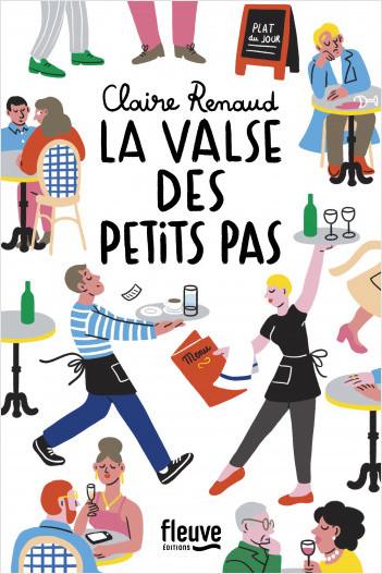 La valse des petits pas - Rentrée littéraire janvier 2022