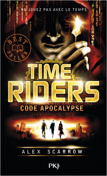 3. Time Riders : Code apocalypse