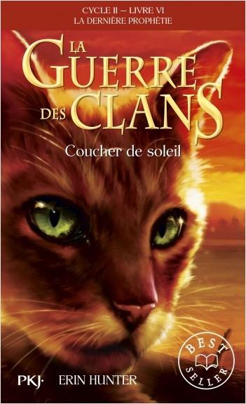 La guerre des clans, cycle II - tome 06 : Coucher de soleil