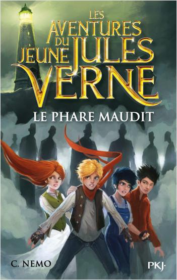 Les Aventures du Jeune Jules Verne - tome 02 : Le phare maudit