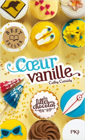 5. Les filles au chocolat : Coeur vanille
