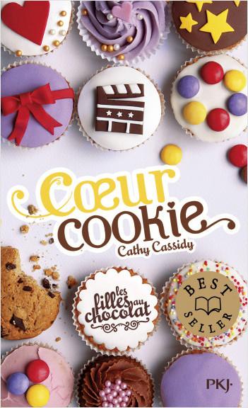 6. Les filles au chocolat : Coeur cookie