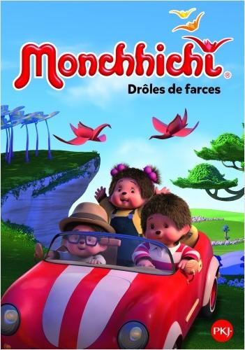 Monchhichi - tome 02 : Drôles de farces