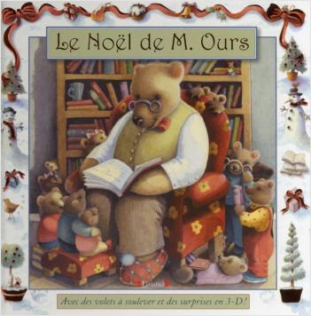 Le Noël de M. Ours