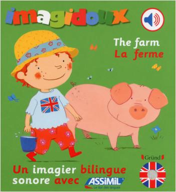 Imagidoux sonores bilingue : A la ferme