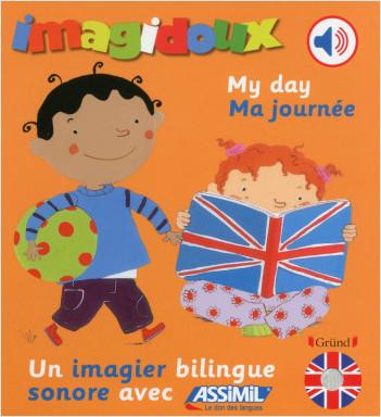 Imagidoux sonores bilingue : Ma journée