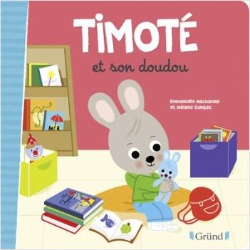 Timoté et son doudou