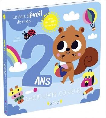 Le livre d'éveil de mes 2 ans