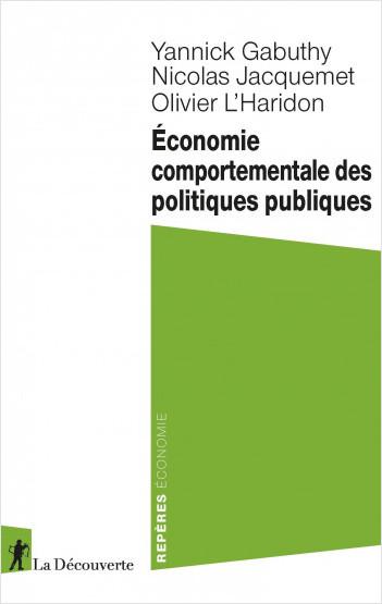 Économie comportementale des politiques publiques