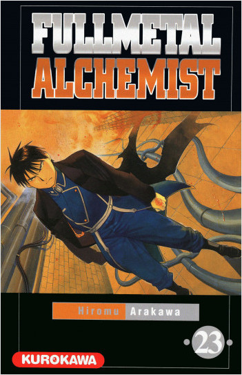 Fullmetal Alchemist - tome 23