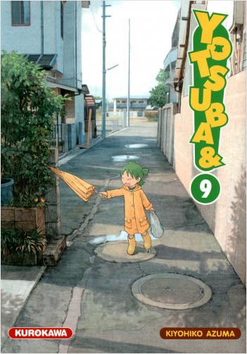 Yotsuba & ! - tome 09