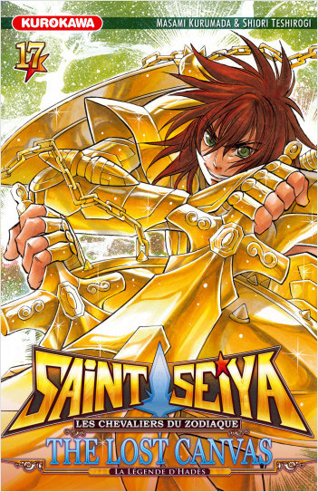 Saint Seiya - Les Chevaliers du Zodiaque  - The Lost Canvas - La Légende d'Hadès - tome 17