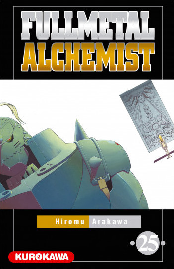 Fullmetal Alchemist - tome 25
