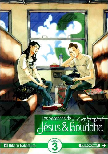 Les Vacances de Jésus & Bouddha - tome 03