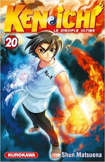 Ken-ichi - saison 1, Le Disciple ultime - tome 20
