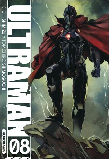 ULTRAMAN - tome 08